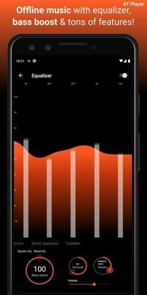دانلود Free Music Player, Music Downloader, Offline MP3 1.481 برنامه جستجو و پخش آنلاین موزیک اندروید