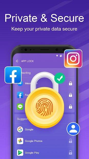 دانلود NoxCleaner – Phone Cleaner, Booster, Optimizer VIP 3.2.2 برنامه افزایش سرعت گوشی اندروید