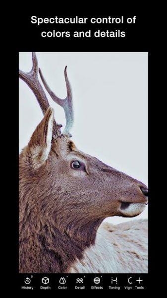 دانلود Polarr Photo Editor Pro 6.0.43 برنامه ویرایش حرفه ای تصویر اندروید پلار