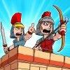 """دانلود Empire Rush: Rome Wars & Defense 2.9.7 بازی برج دفاعی """"حمله به امپراطوری"""" اندروید + مود"""