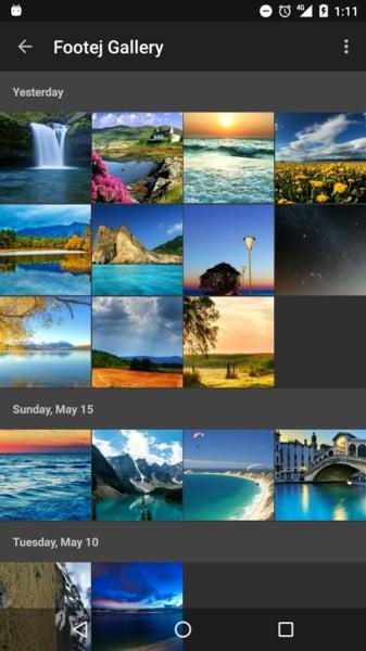 """دانلود Footej Camera 2020.9.2 برنامه دوربین """"فوتج کمرا"""" اندروید + مود"""