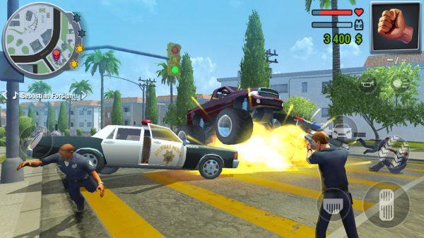دانلود Gangs Town Story 0.12.2b بازی اکشن داستان شهر گانگسترها اندروید + مود + دیتا