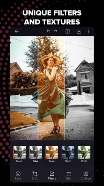 دانلود Gradient Photo Editor 1.14.1 بهترین برنامه ویرایش تصاویر اندروید
