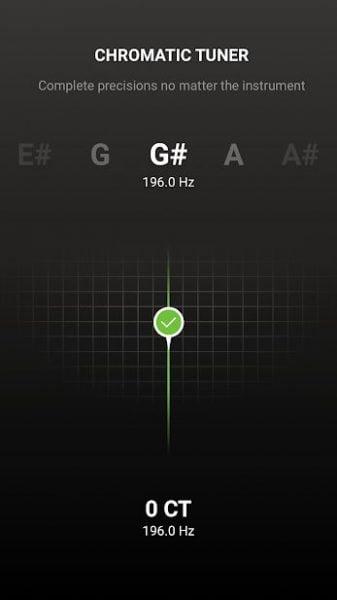 دانلود Guitar Tuner Free – GuitarTuna 7.0.1 برنامه کوک کردن گیتار برای اندروید