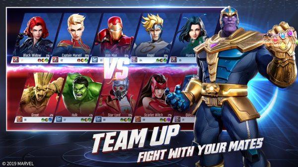 """دانلود MARVEL Super War 3.14.0 بازی استراتژیکی """"نبرد بزرگ مارول"""" اندروید"""