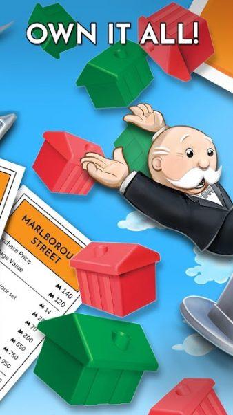 دانلود Monopoly 1.5.0 بازی تخته ای مونوپولی  اندروید + مود