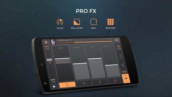 دانلود edjing PRO – Music DJ mixer 6.50.00 برنامه حرفه ای میکس موزیک اندروید