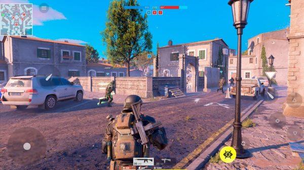 """دانلود Battle Prime Online 8.1 بازی اکشن """"بتل پرایم"""" اندروید با گرافیک کنسولی + دیتا"""