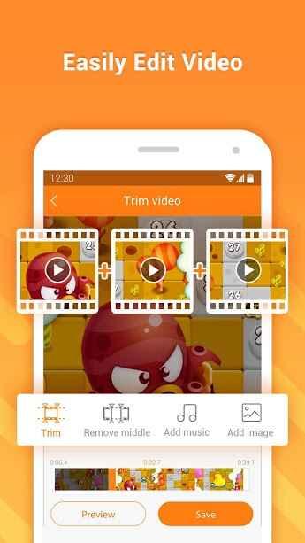 دانلود DU Recorder – Screen Recorder, Video Editor, Live 2.4.4 برنامه حرفه ای فیلم گرفتن از صفحه نمایش اندروید
