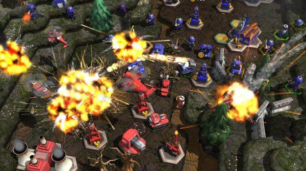 دانلود Epic Little War Game 2.010 بازی استراتژیک جنگ حماسی کوچک اندروید + مود