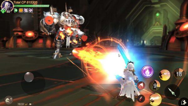 """دانلود Eternal Sword M 1.4.7 بازی نقش آفرینی """"شمشیر جاویدان"""" اندروید  دیتا"""