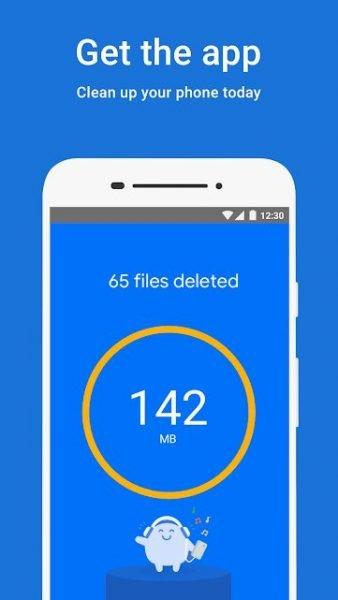 دانلود Files Go : Free up space on your phone 1.0.394699338 برنامه مدیریت فایل گوگل مخصوص اندروید