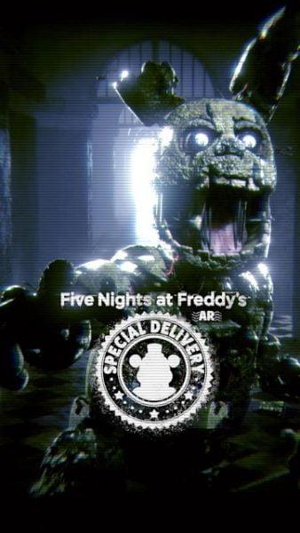 دانلود Five Nights at Freddy's AR: Special Delivery 14.6.0 بازی پنج شب در کنار فردی: واقعیت مجازی