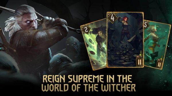"""دانلود GWENT: The Witcher Card Game 9.0.0 بازی کارتی """"گوئنت: ویچر"""" اندروید + دیتا"""
