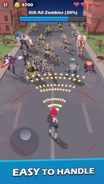 دانلود Mow Zombies 1.6.29 بازی کژوال زامبی ها را نابود کن اندروید + مود + دیتا