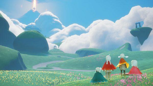 """دانلود Sky: Children of the Light 0.15.1b177980 بازی نقش آفرینی """"فرزندان روشنایی"""" اندروید"""