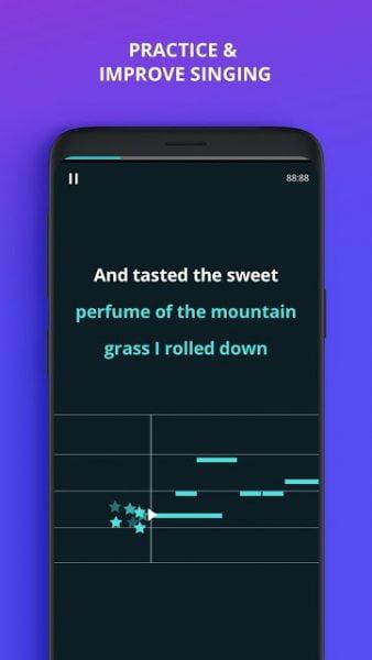دانلود Smule – The Social Singing App 7.6.9.1 اپلیکیشن خوانندگی و کارائوکه اندروید + مود
