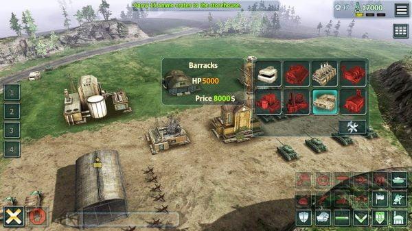 """دانلود US Conflict 1.10.49 بازی استراتژیکی """"نبردهای آمریکا"""" اندروید + تریلر + دیتا"""