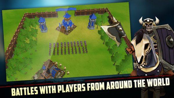 """دانلود War of Kings 73 بازی استراتژیکی """"جنگ پادشاهان"""" اندروید + مود"""