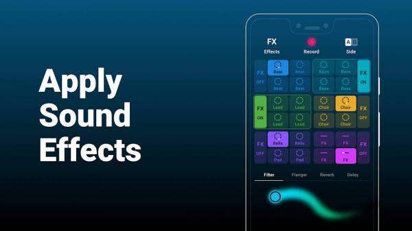 دانلود Groovepad – Music & Beat Maker 1.8.3 اپلیکیشن ساخت بیت و ملودی مخصوص اندروید