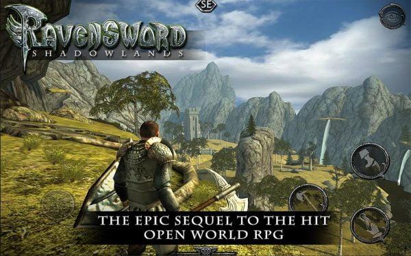 """دانلود Ravensword: Shadowlands 21 بازی نقش آفرینی """"سرزمین سایه ها"""" اندروید + مود + دیتا + تریلر"""
