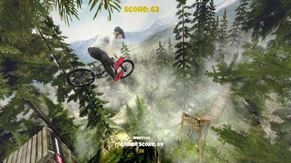 دانلود Shred 2 – Freeride Mountain Biking 1.5.9.8  بازی جذاب دوچرخه سواری کوهستان اندروید + دیتا