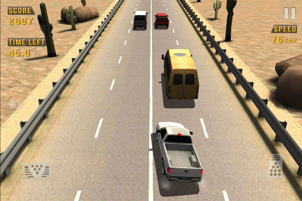 دانلود Traffic Racer 3.5 بازی مسابقه ماشین سواری در ترافیک اندروید + مود