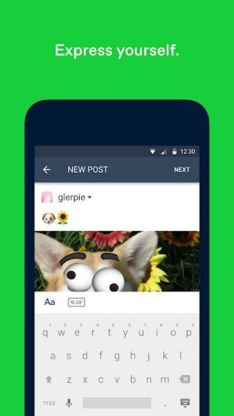 دانلود Tumblr 19.5.2.01 اپلیکیشن شبکه اجتماعی تامبلر اندروید + آلفا + بتا
