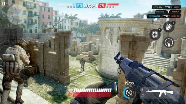 """دانلود Warface: Global Operations 2.5.1 بازی اکشن """"چهره جنگ"""" اندروید + دیتا + تریلر"""