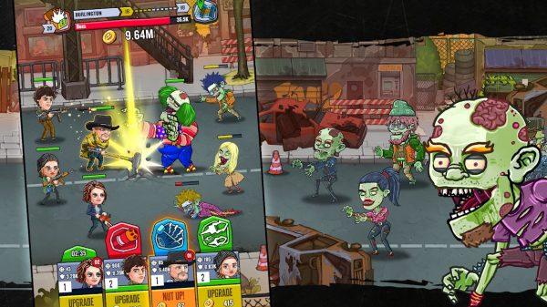 دانلود Zombieland: AFK Survival 2.6.2 بازی نقش آفرینی سرزمین زامبی ها اندروید + مود + تریلر