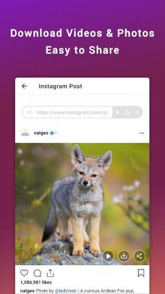دانلود Friendly for Instagram Premium 1.4.6 نسخه غیر رسمی سریع، و پرامکانات اینستاگرام اندروید