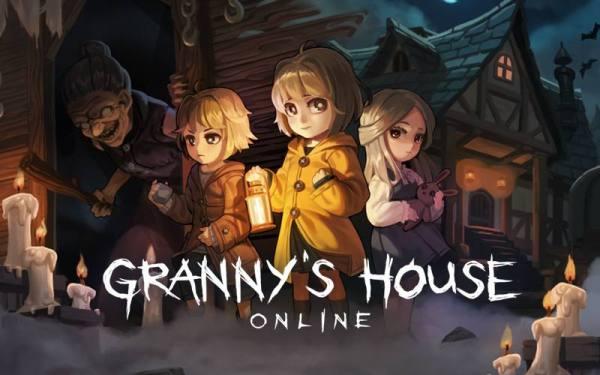"""دانلود Granny's house – Multiplayer escapes 1.238 بازی آرکید و ترسناک """"خانه مادربزرگ"""" اندروید"""