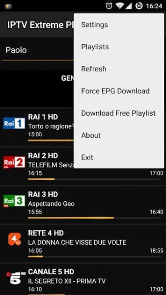 دانلود IPTV Extreme Pro 113.0 پخش و تماشای کانال های تلویزیونی اندروید