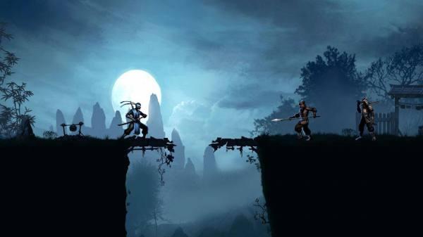 """دانلود Ninja warrior: legend of adventure games 1.50.1 بازی ماجرایی """"جنگجوی نینجا"""" اندروید + مود"""