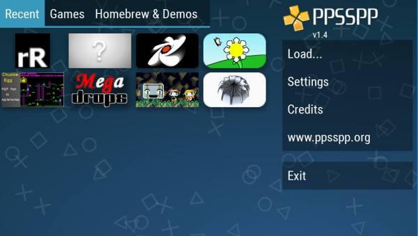 دانلود PPSSPP Gold 1.12.2 برنامه اجرای بازی های پلی استیشن بر روی گوشی اندروید