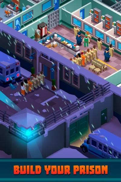 دانلود Prison Empire Tycoon – Idle Game 2.3.3 بازی شبیه سازی امپراطوری سرمایه دار زندان  اندروید + مود