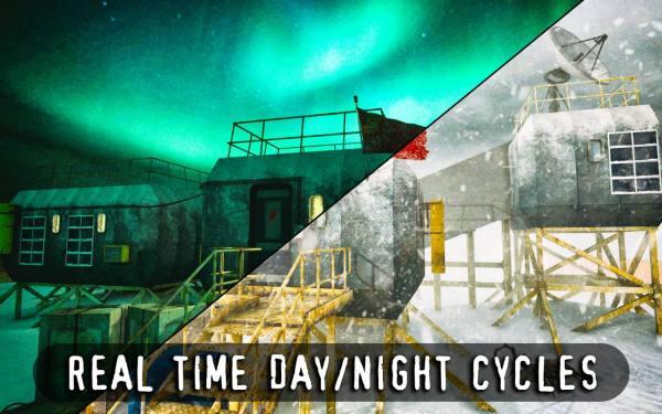 دانلود Antarctica 88 1.2.5 بازی ترسناک منطقه 88 در قطب جنوب اندروید + مود
