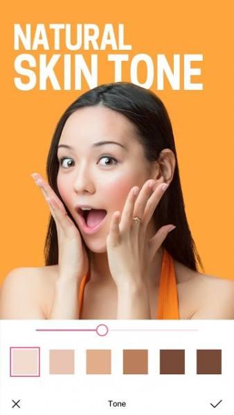 دانلود BeautyPlus Premium 7.4.030 دوربین سلفی حرفه ای با امکان آرایش عکس اندروید