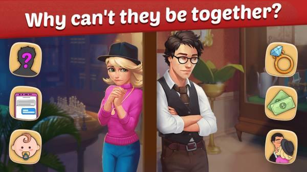 دانلود Family Hotel 2.9 بازی مدیریتی و پازلی هتل خانوادگی اندروید + مود