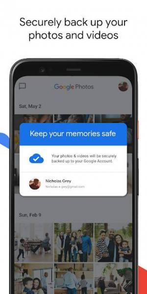 دانلود Google Photos 5.60.0.398348462 برنامه مدیریت تصاویر  و ویدئو گوگل اندروید