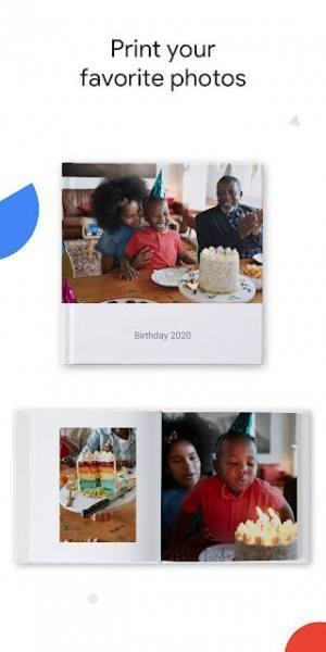 دانلود Google Photos 5.39.0.369251544 برنامه مدیریت تصاویر  و ویدئو گوگل اندروید
