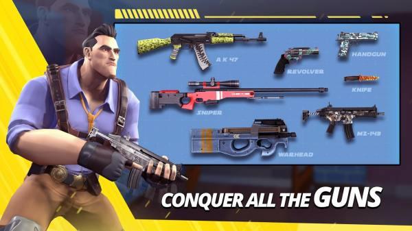 دانلود Gun Game – Arms Race 1.69 بازی تیراندازی رقابت با سلاح ها اندروید