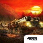 دانلود MudRunner 1.4.6.8692 بازی گرافیکی ماشین سواری و شبیه سازی رانندگی در مسیر گلی اندروید
