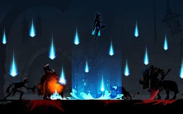 دانلود Shadow Knight: Deathly Adventure RPG 1.5.17 بازی اکشن شوالیه سایه ها اندروید + مود