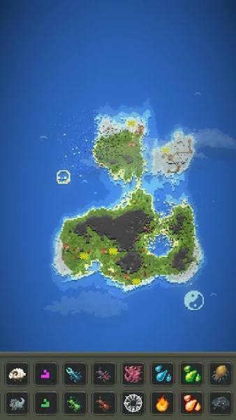 دانلود WorldBox – Sandbox God Simulator 0.10.3 بازی شبیه سازی خلق و مدیریت جهان  اندروید + مود