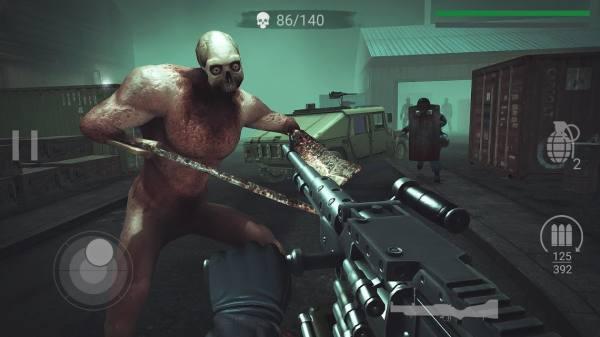 دانلود Zombeast: Survival Zombie Shooter 0.27.3 بازی اکشن زامبی های هیولا اندروید + مود