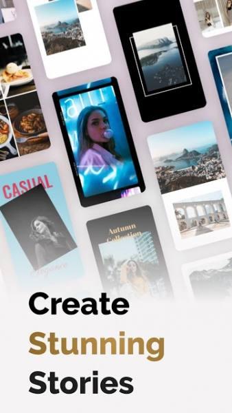 دانلود mojo – Video Stories Editor for Instagram Pro 1.2.54 برنامه ایجاد استوری های حرفه ای اینستاگرام  اندروید