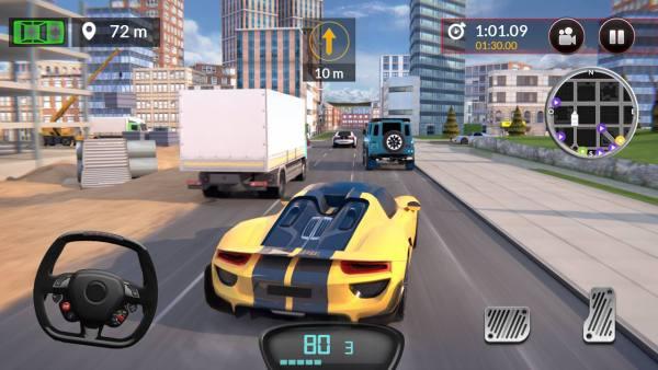 دانلود Drive for Speed: Simulator 1.24.3 بازی مسابقه ای رانندگی برای سرعت اندروید + مود