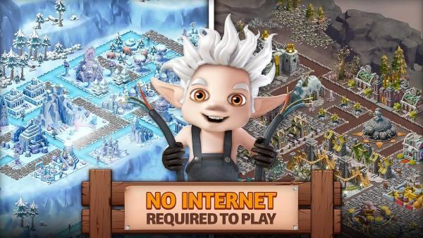 دانلود Fantasy Island Sim: Fun Forest 2.12.0 بازی شبیه سازی ساخت امپراطوری خود در جزیره اندروید + مود