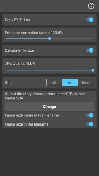 دانلود Image Size – Photo Resizer Pro 7.4 برنامه تغییر اندازه تصاویر اندروید